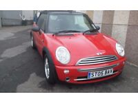 Mini 1.6 One 2dr Convertible 05