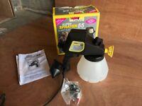 Electric Spray Gun - Earlex Super Sprayer 55 - Perfect for Fences
