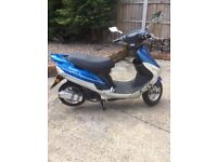 Pulse BT 49 QT-9D1 Moped Scooter