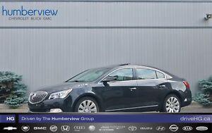 2015 Buick LaCrosse Premium I NAVI|PANO ROOF|VENTED SEATS|