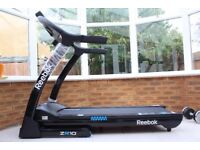 Reebok ZR10 Treadmill-Only used twice-Like New