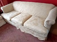 2x Sofa, free *collection only* (2 seat & 3 seat sofas)