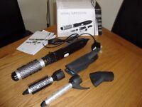 Vidal Sassoon 1200W Ionic Generator hair styling set.
