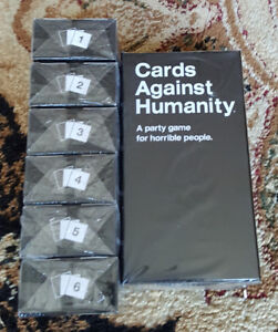 Cards Against Humanity - Brand New and Sealed Set