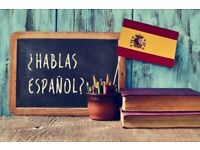 Evening SPANISH language classes, Glasgow city centre - £10