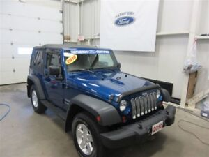 2010 Jeep Wrangler Sport - HARD AND SOFT TOP INCLUDED