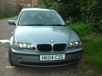 BMW 318SE,4DOOR SALOON,AUTOMATIC