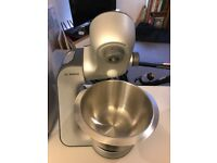 Bosch Food Mixer, amazing array of functions, very versatile, very powerful