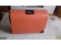 Carlton hard bodied large suitcase