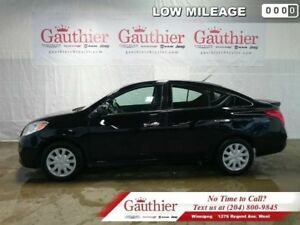 2014 Nissan Versa 1.6 SV  - Low Mileage