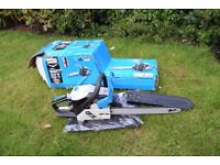 MAC ALLISTER CHAINSAW 2 STROKE PETROL 40 CC MCSWP40