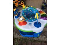 Learn & Groove Baby Bouncer