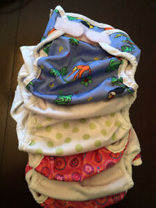 Bummis Size 1 diaper covers