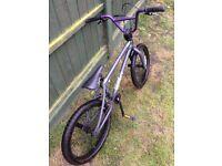 Mongoose BMX for sale hardly used