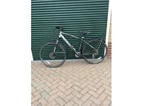 Carrera crossfire 2 men's bike