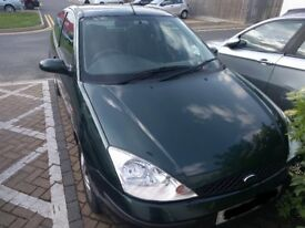 Ford Focus (1.6 Auto. Good Condition. Low Mileage)