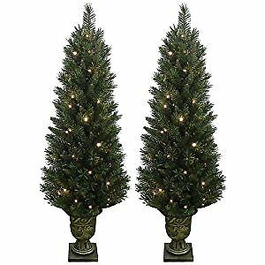 Outdoor artificial Christmas Trees