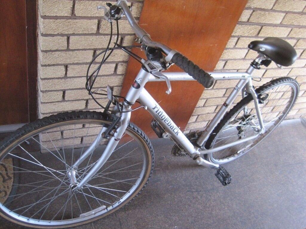 Ridgeback Comet Bicycle 21 Speeds 23 Aluminium Frame In East