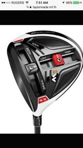 Taylormade M1 driver L H