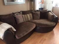 Corner sofa!