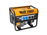 Wolf 5000 watt generator
