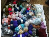 Large Job Lot of Wool