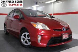 2013 Toyota Prius Btooth BU Camera Pwr Wndrs Mirrs Locks A/C