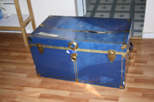 Tickle Trunk - Steamer Trunk with lots of Costumes