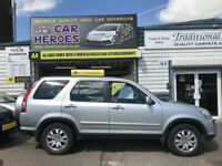 2006 HONDA CR-V 2.2 i- CDTI SPORT WAGON DIESEL *12 MONTH (AA) WARRANTY INCLUDED