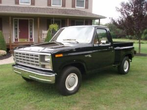 Looking to Buy: shortbox truck