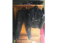 Alpine Drystar Waterproof Jacket and trousers