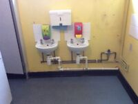 W.C.s Basins and Formica