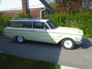 1963 Mercury Comet parts only!