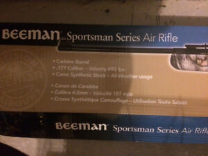 Sportsman- perfect for beginners.
