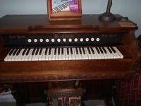Harmonium, Pump, Parlour Organ