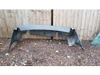Front and rear bumper for Vauxhall combo for sale.