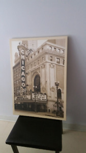 CHICAGO AND NY CANVAS PRINTS