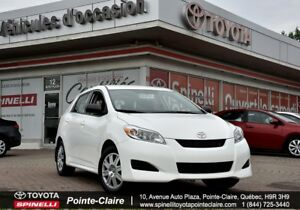 2013 Toyota Matrix B PKG 5 SPEED