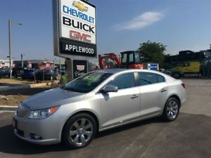 2011 Buick LaCrosse CXL, LEATHER, PANORAIC SUNROOF, FULL SIZE BU