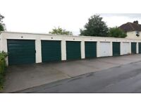 GARAGES TO RENT IN COLEFORD SOMERSET - £15.48 a week - AVAILABLE NOW