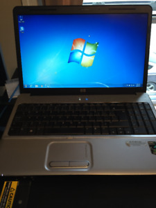 HP G60 Laptop 4GB 2.10GHz Dual Core 320GB HD