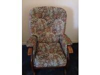 Rocker armchair - PRICE REDUCED !!!