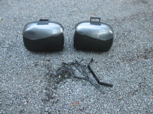 Shad Luggage to Fit Suzuki VStrom 1000 or others
