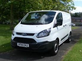 14 FORD TRANSIT CUSTOM 100 290 Eco-Tech ONE OWNER (FSH)