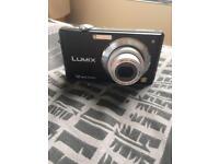 Fujifilm lumix camera