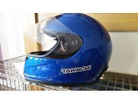 Takachi helmet size m worn twice