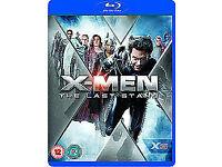 X-Men - The Last Stand [Blu-ray] VGC