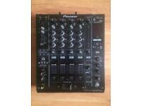Djm 900 nexus used plus novation dicer brand new in the box