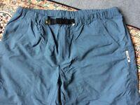 Original Mountain Design Activewear Trekking Trouser, Size 16
