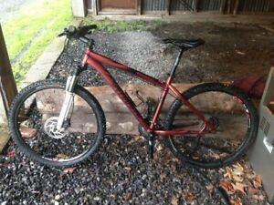 Specialized Rockhopper modifié